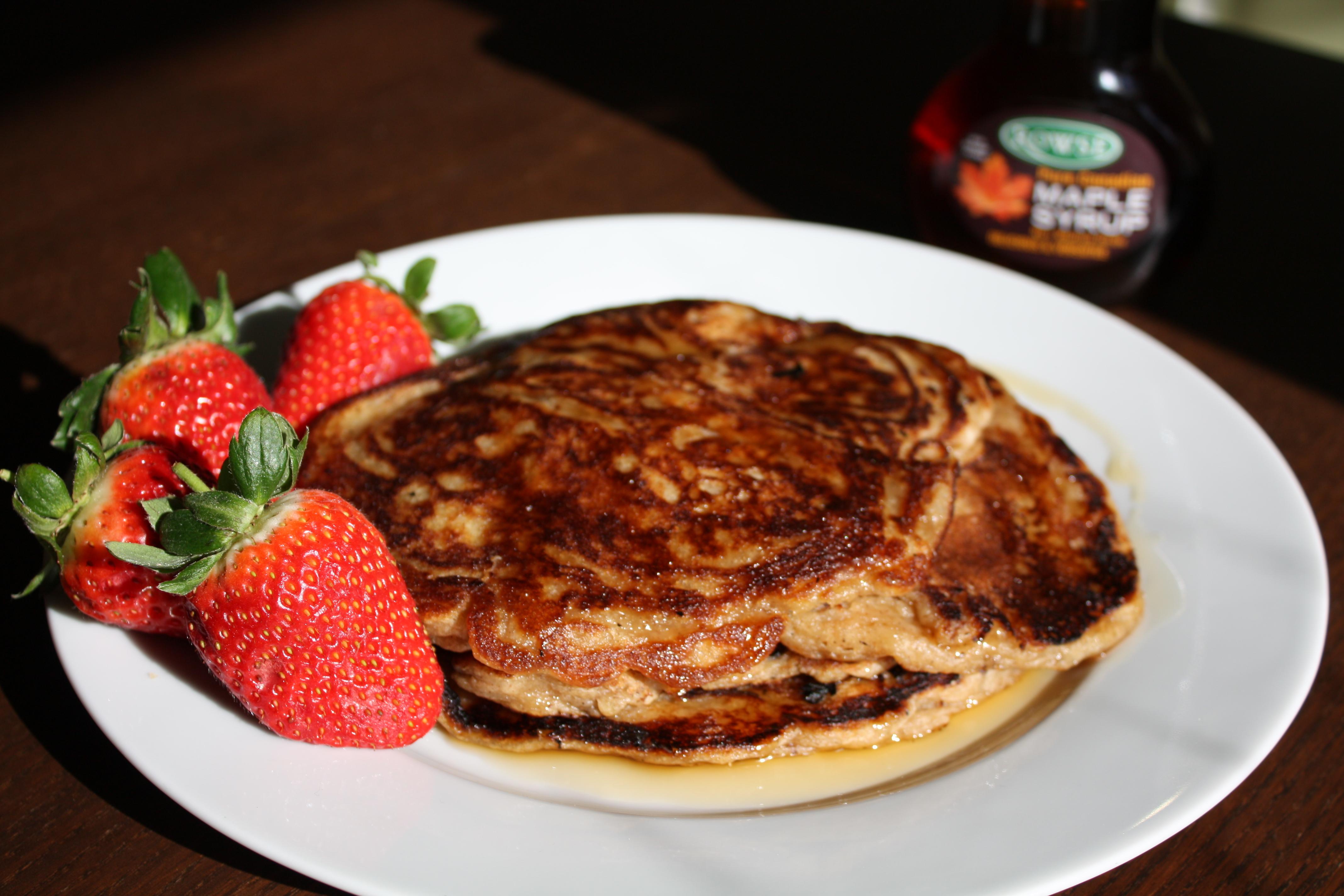 Chai Spiced Buttermilk Pancakes Recipes — Dishmaps