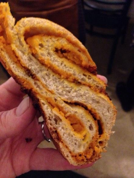 Chipotle Pumpkin Bread by Lauren Garland